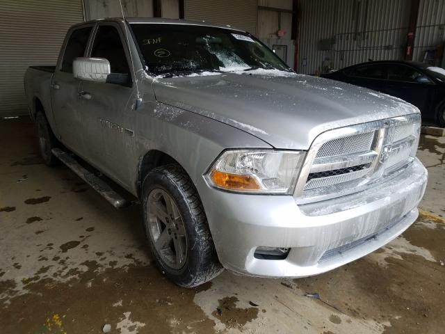 Dodge RAM salvage cars for sale: 2012 Dodge RAM