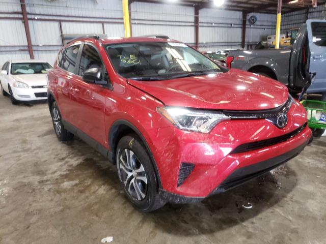 2017 Toyota Rav4 LE for sale in Jacksonville, FL