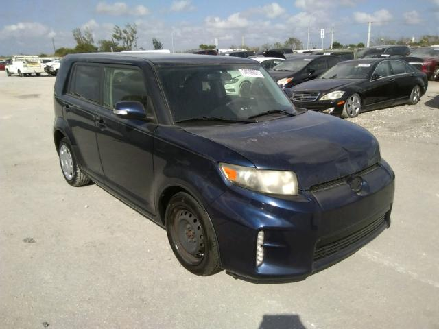 Salvage cars for sale from Copart Homestead, FL: 2014 Scion XB