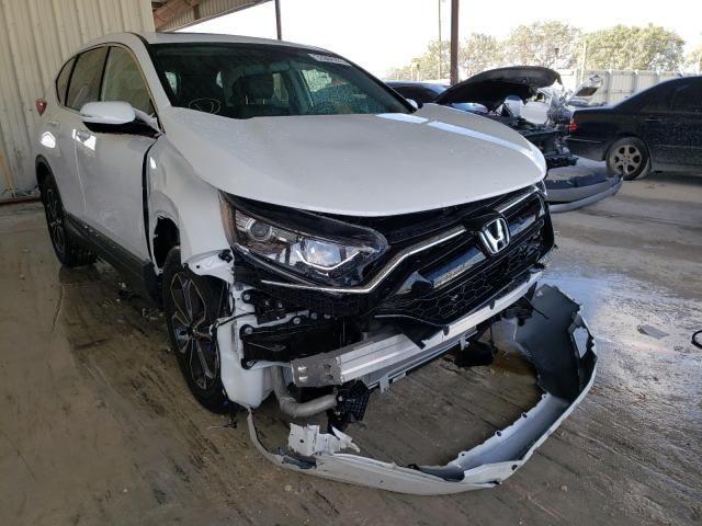 Salvage cars for sale from Copart Homestead, FL: 2020 Honda CR-V EXL