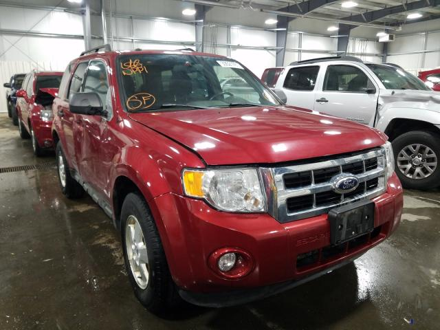 2012 FORD ESCAPE XLT 1FMCU9DG6CKC54278