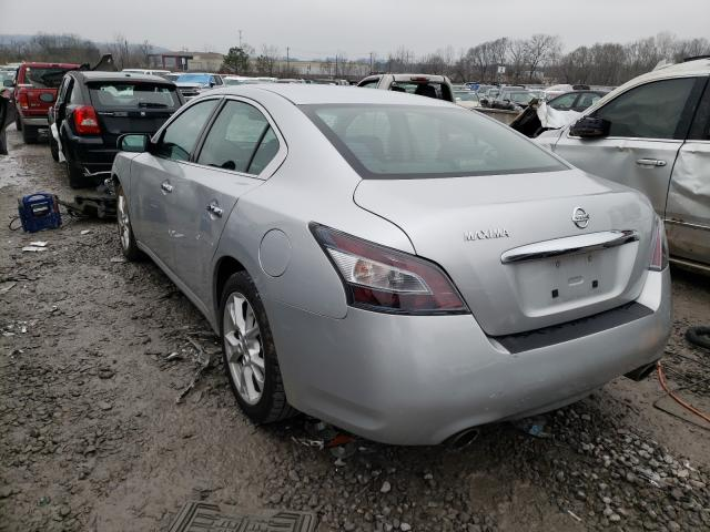 2014 NISSAN MAXIMA S - Right Front View