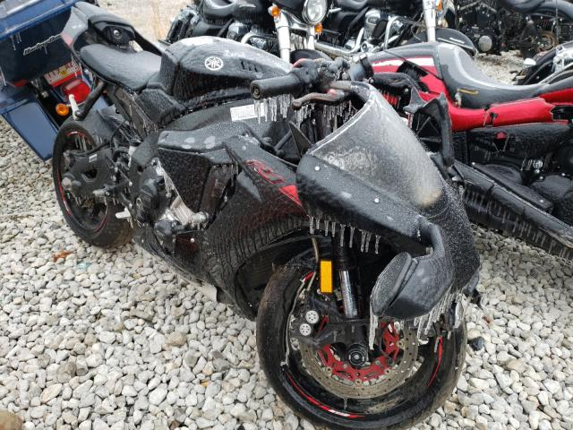 Salvage cars for sale from Copart Memphis, TN: 2015 Yamaha YZFR1