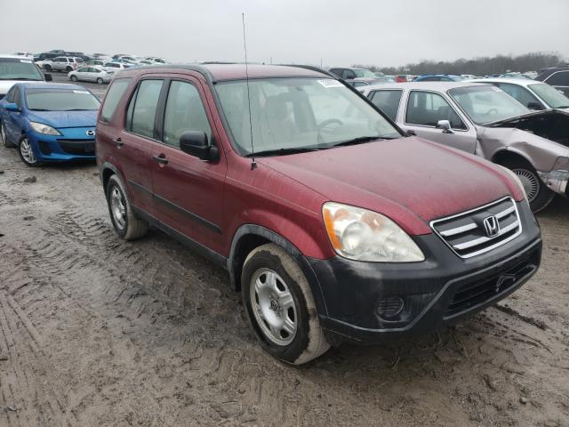 Honda CRV salvage cars for sale: 2005 Honda CRV