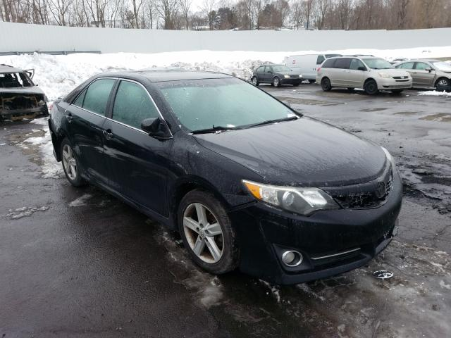 Salvage cars for sale from Copart Marlboro, NY: 2012 Toyota Camry Base