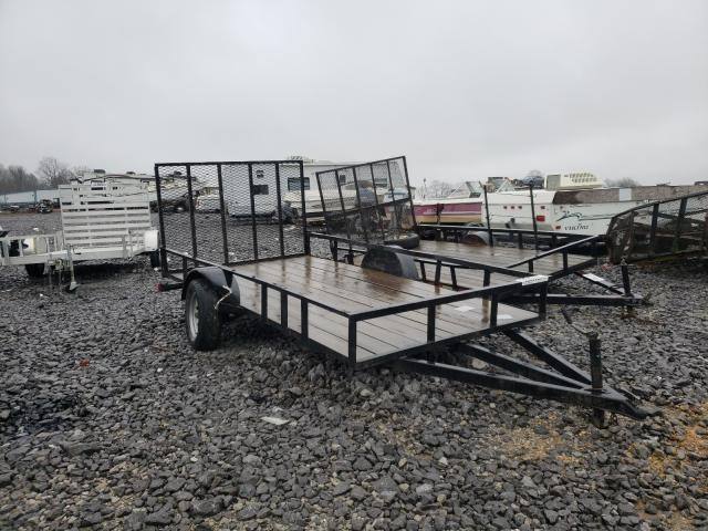 Trail King Vehiculos salvage en venta: 2018 Trail King Trailer