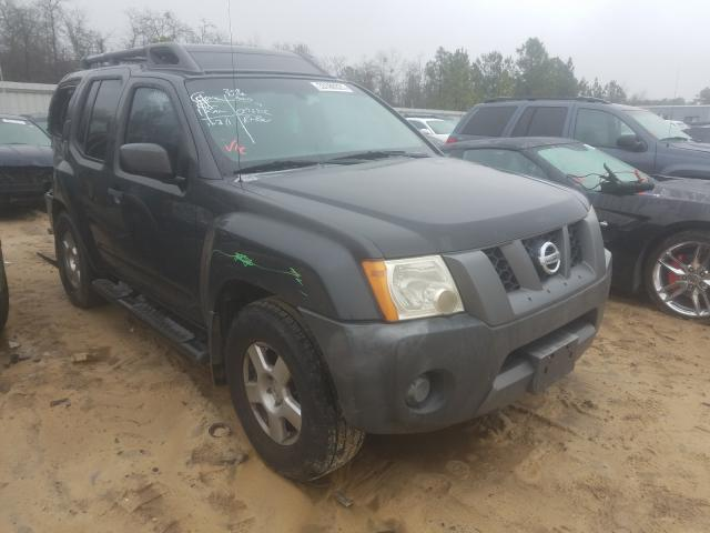 Salvage cars for sale from Copart Gaston, SC: 2008 Nissan Xterra OFF