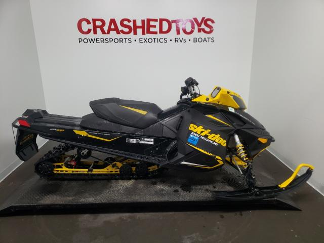 Salvage cars for sale from Copart Ham Lake, MN: 2013 Skidoo Renegade