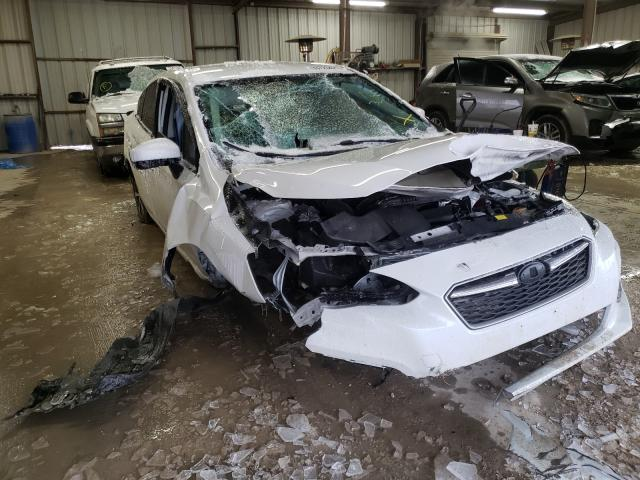 Salvage cars for sale from Copart Temple, TX: 2019 Subaru Impreza PR