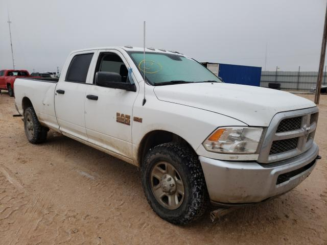 Salvage cars for sale from Copart Andrews, TX: 2018 Dodge RAM 2500 ST