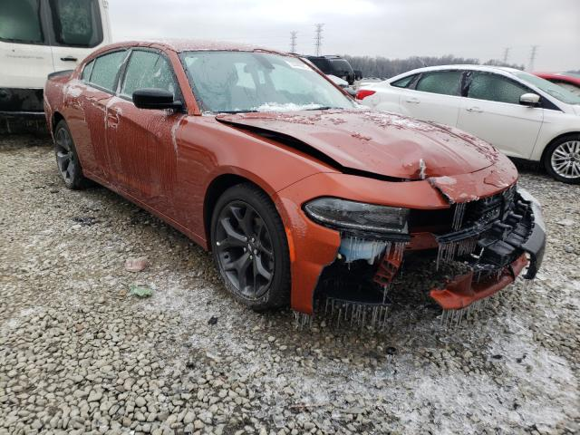 Salvage cars for sale from Copart Memphis, TN: 2020 Dodge Charger SX