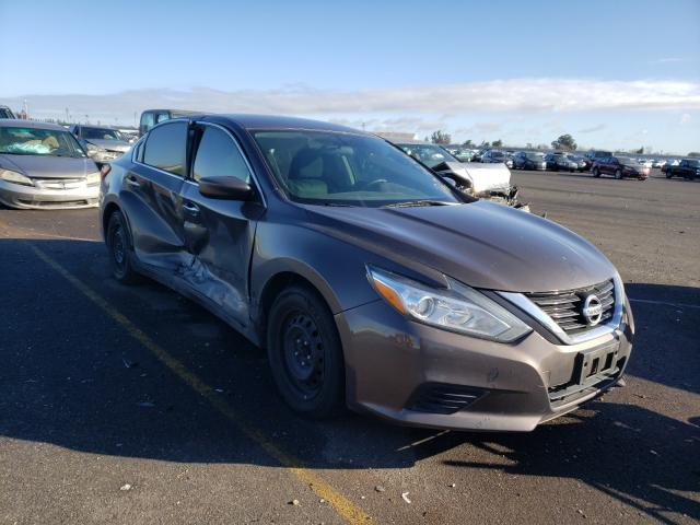 Nissan salvage cars for sale: 2016 Nissan Altima