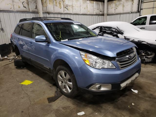 Subaru salvage cars for sale: 2012 Subaru Outback 2