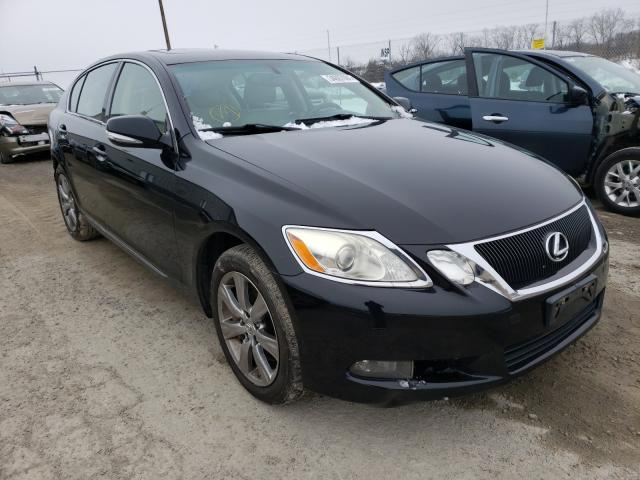 Salvage cars for sale from Copart Chambersburg, PA: 2008 Lexus GS 350