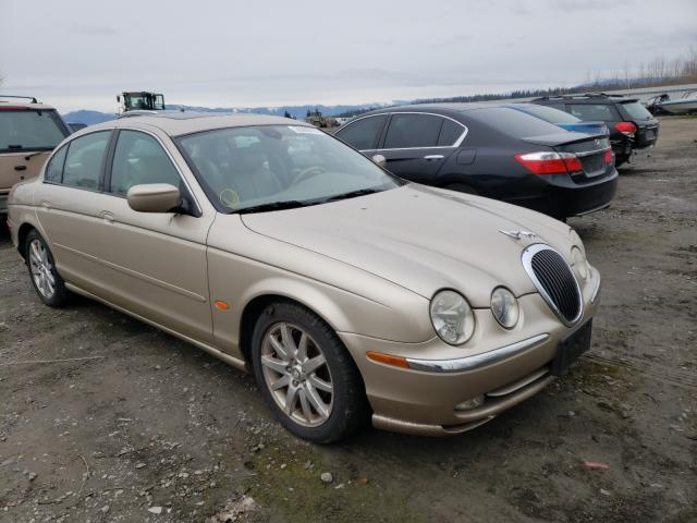 Jaguar S-Type salvage cars for sale: 2000 Jaguar S-Type