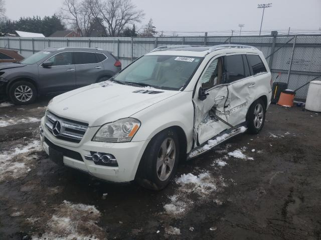 2010 Mercedes-Benz GL | Vin: 4JGBF7BE1AA606939