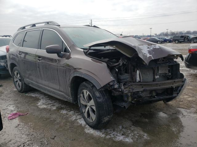 Salvage cars for sale from Copart Indianapolis, IN: 2019 Subaru Ascent PRE