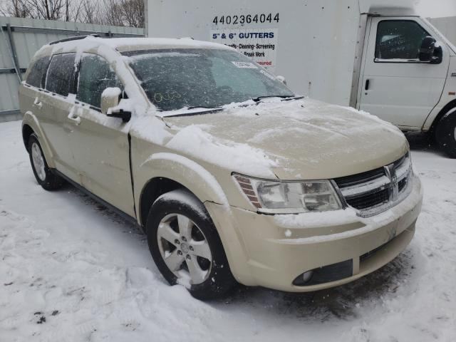 Vehiculos salvage en venta de Copart Columbia Station, OH: 2010 Dodge Journey SX