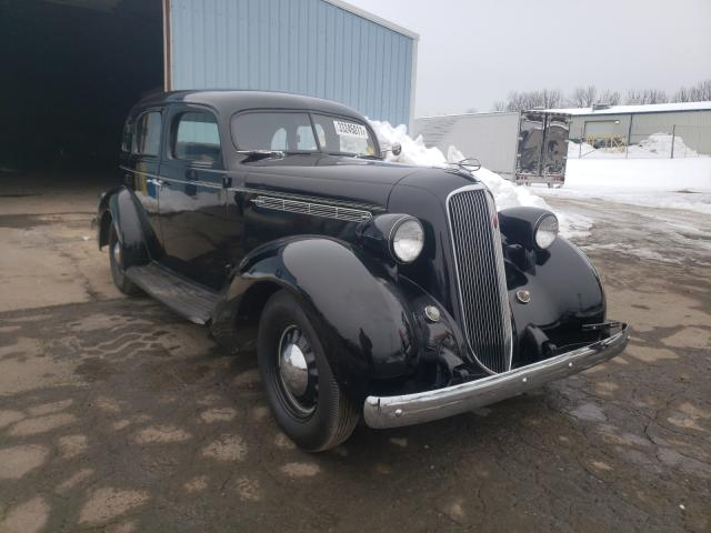 Studebaker salvage cars for sale: 1936 Studebaker Sedan