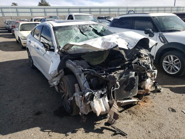 Salvage cars for sale from Copart Albuquerque, NM: 2019 Honda Insight TO