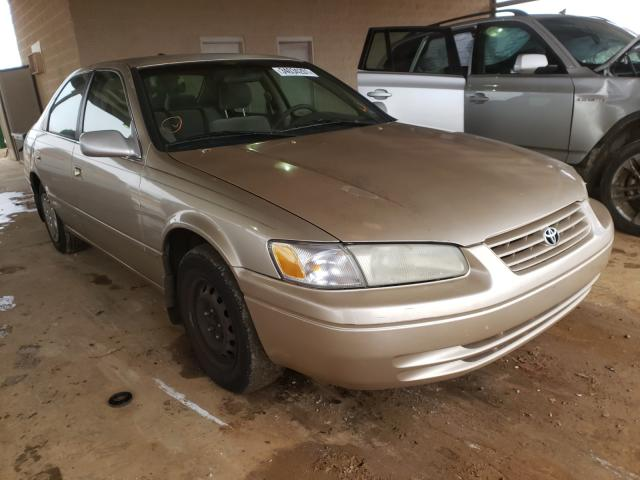 Salvage cars for sale from Copart Tanner, AL: 1997 Toyota Camry LE