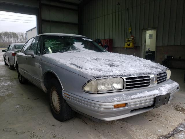 Oldsmobile salvage cars for sale: 1998 Oldsmobile Regency