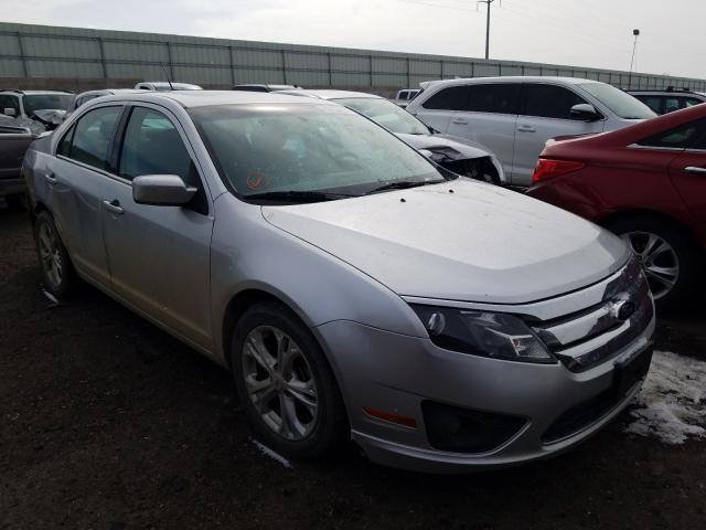 Salvage cars for sale from Copart Albuquerque, NM: 2012 Ford Fusion SE