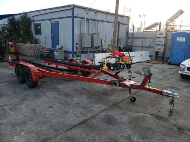 Salvage cars for sale from Copart Wilmington, CA: 1992 Other Trailer