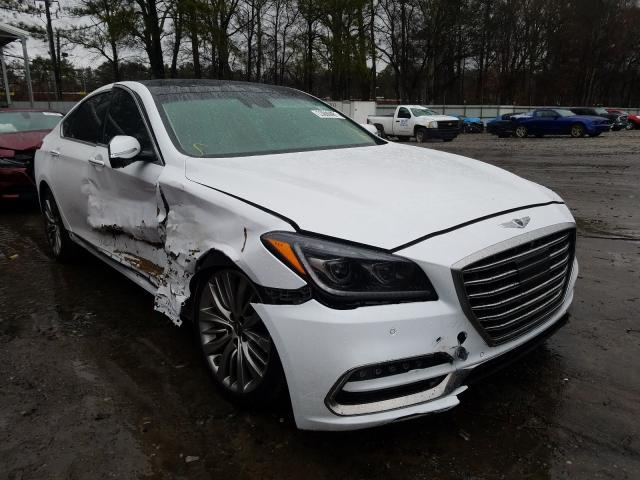Genesis salvage cars for sale: 2018 Genesis G80 Ultima