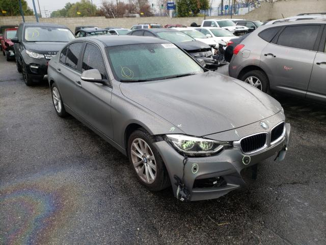 Salvage cars for sale from Copart Colton, CA: 2018 BMW 320 I