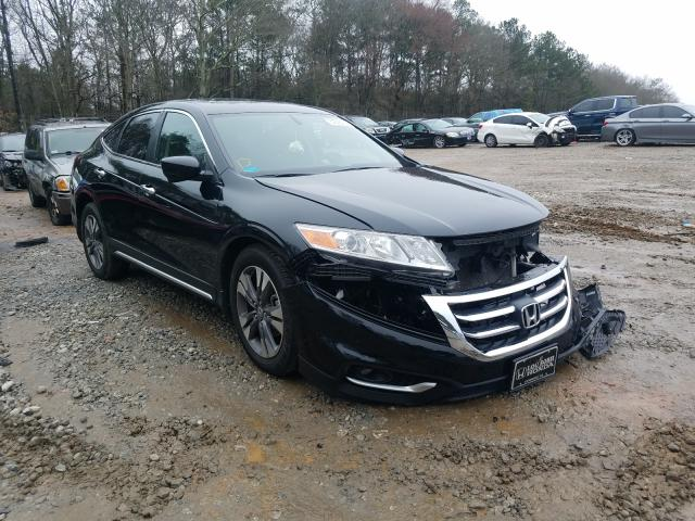 Salvage cars for sale from Copart Austell, GA: 2015 Honda Crosstour