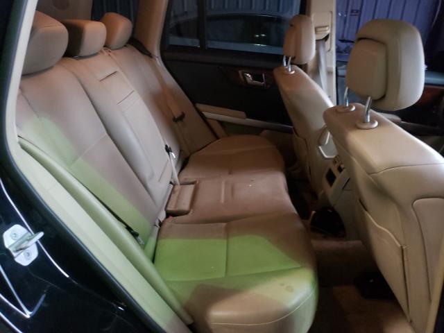2011 MERCEDES-BENZ GLK 350 4M - Interior View