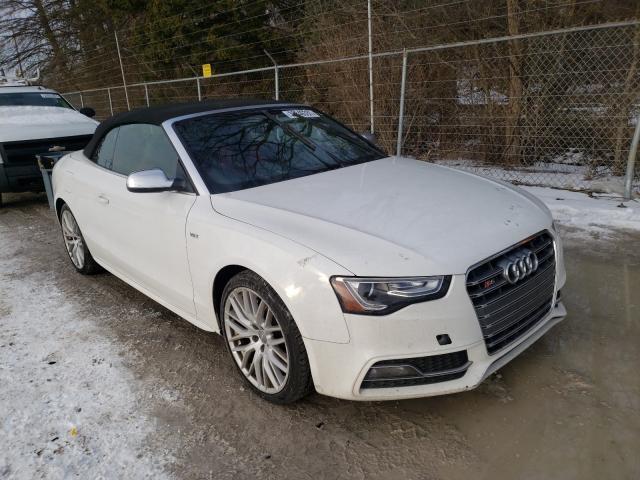 Vehiculos salvage en venta de Copart Northfield, OH: 2015 Audi S5 Premium