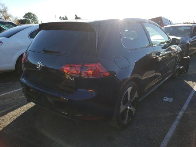 2015 Volkswagen GTI   Vin: 3VWTT7AU9FM028378