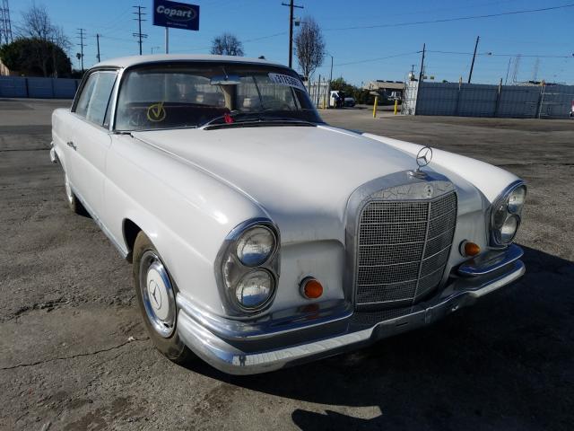1965 MERCEDES-BENZ 220 SE