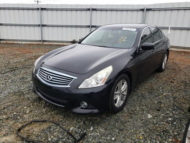 2010 INFINITI G37 BASE JN1CV6AP0AM408394