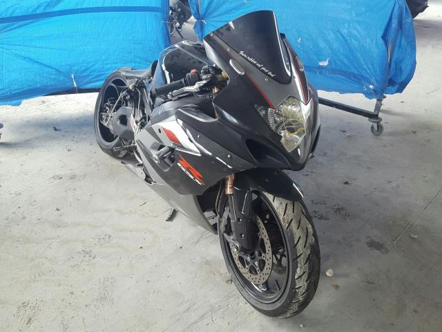 Salvage cars for sale from Copart Homestead, FL: 2007 Suzuki GSX-R750