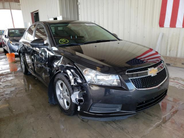 Salvage cars for sale from Copart Homestead, FL: 2014 Chevrolet Cruze LT