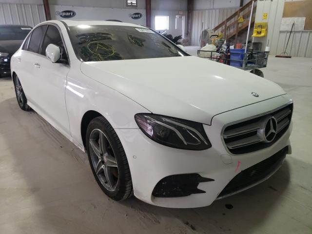 Mercedes-Benz Vehiculos salvage en venta: 2017 Mercedes-Benz E 300
