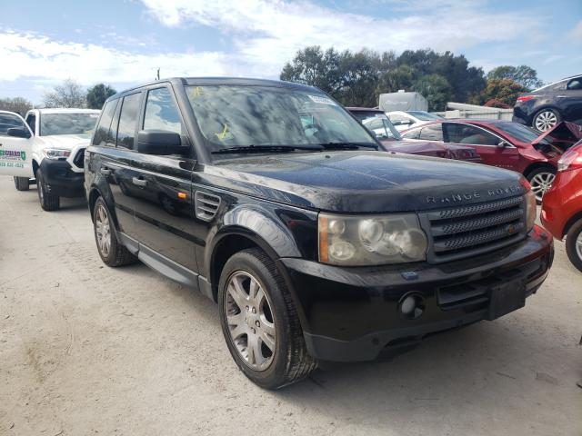 Salvage 2006 LAND ROVER RANGEROVER - Small image. Lot 33703891