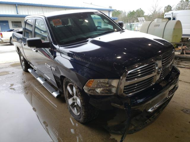 Salvage cars for sale from Copart Greenwell Springs, LA: 2016 Dodge RAM 1500 SLT