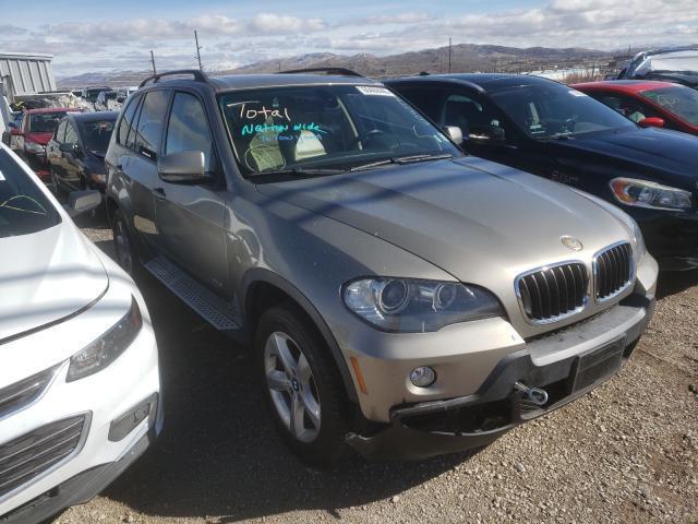 Salvage cars for sale from Copart Reno, NV: 2007 BMW X5 3.0I