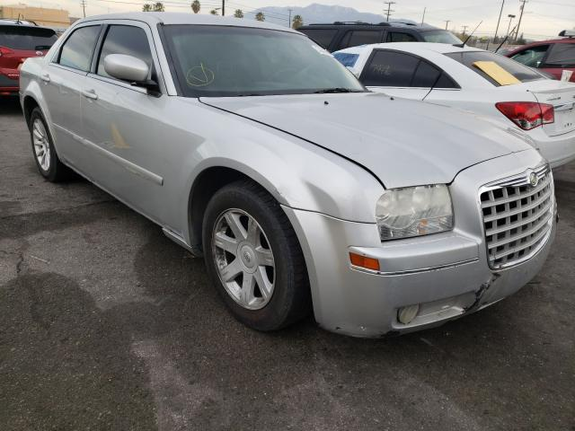 Salvage cars for sale from Copart Colton, CA: 2005 Chrysler 300 Touring