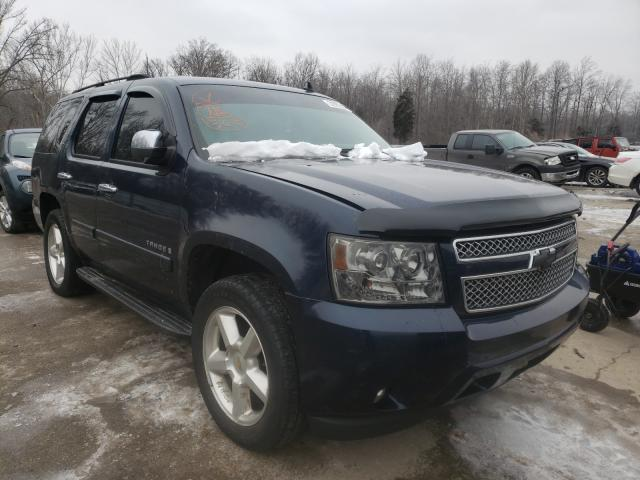 Salvage cars for sale from Copart Lawrenceburg, KY: 2007 Chevrolet Tahoe K150