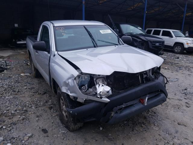 Salvage cars for sale from Copart Cartersville, GA: 2012 Toyota Tacoma