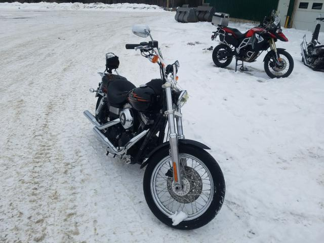 Salvage cars for sale from Copart Candia, NH: 2008 Harley-Davidson Fxdbi