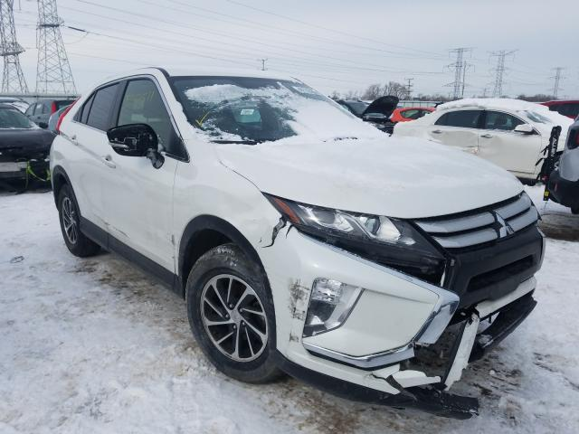 Salvage cars for sale from Copart Elgin, IL: 2020 Mitsubishi Eclipse CR