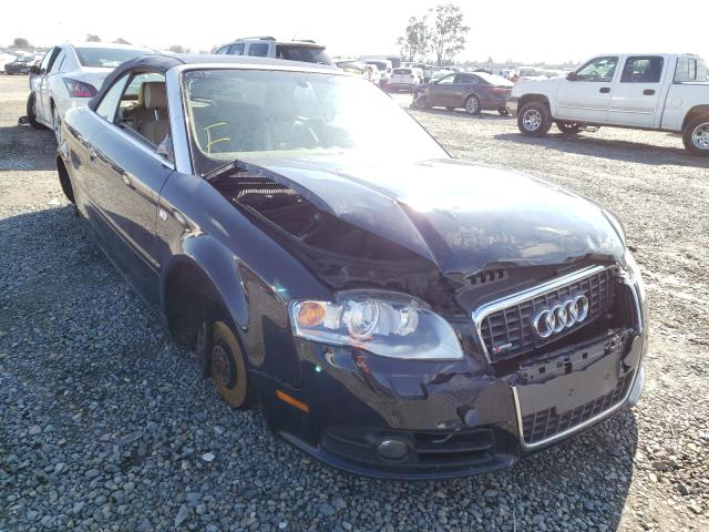 Salvage 2009 AUDI A4 - Small image. Lot 34044201