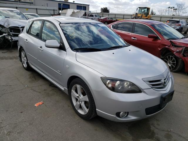 Mazda salvage cars for sale: 2005 Mazda 3