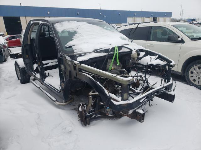 Vehiculos salvage en venta de Copart Woodhaven, MI: 2004 Dodge RAM 1500 S